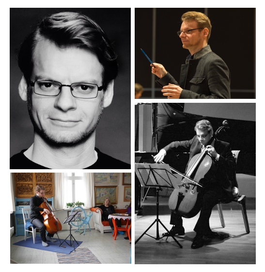 Florian Streich,Cello